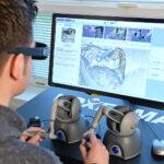 在VOXEL-MAN Tempo手术模拟器上的培训课程